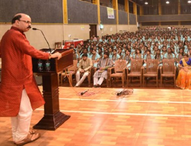 'Ex-Chil' cultural event held at Expert PU College, Valachil