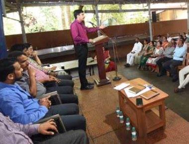 Expert PU College Kodialbail holds parent-teacher me
