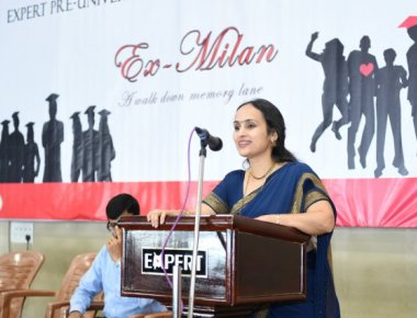 Expert College alumni relive college days at 'Ex-Milan 2017'