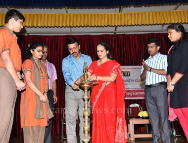 Orientation programme held at Expert PU College