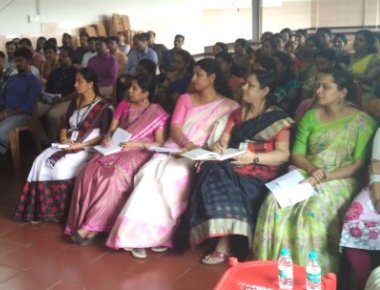 Orientation programme for teachers held at Expert PU College