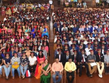 Farewell programme for second PU students of Valachil Expert PU College held