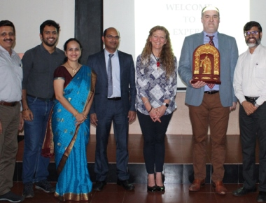 Faculty from University of Newcastle visit Expert PU College
