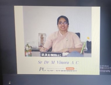 St. Agnes College (Autonomous) organized a National Webinar on the topic Insolvency and Bankruptcy Code and Its Impact on Indian Industry