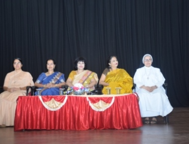 FAREWELL PROGRAMME FOR RETIRING FACULTY 7th FRIDAY MARCH 2020