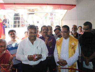 Fitness Farm, Sports Fitness and Skinn's showroom opened at Sathekatte, Kallianpur