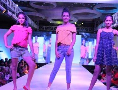 International kidswear Spring 2018 season culminates with unwitnessed magic at the Bengaluru edition of Junior's Fashion Week