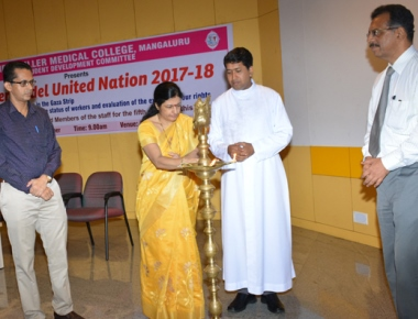 Father Muller Medical College launches 5th edition of MMUN