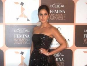 L'Oreal Paris Femina Women Awards 2015 event in Mumbai.