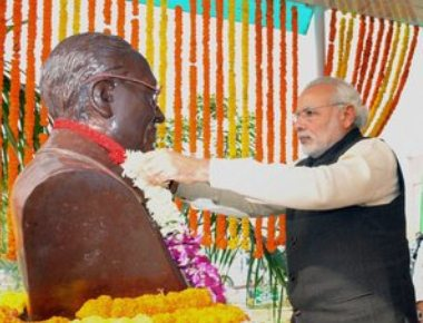 PM breaks silence on dalit     student's suicide; faces slogans