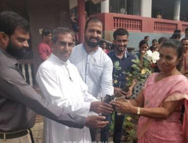 ICYM Ferar Unit celebrates Vanamahotsava