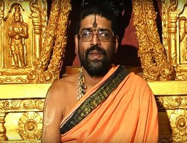 Shiroor Swamiji passes away