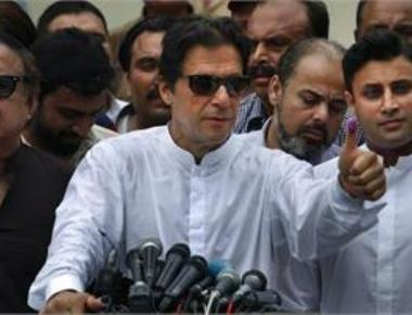 Pakistan willing to improve ties with India, says Imran Khan