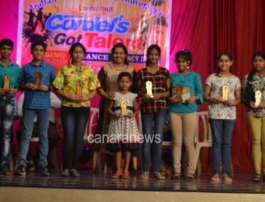 ICYM Cordel Unit organized Cordel's Got Talent