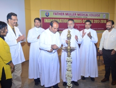 FMMCH inaugurates new academic year for MBBS course