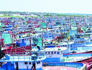 Fishing through motorised boats banned from today