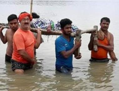 Flood situation worsens in Bihar; death toll rises to 253