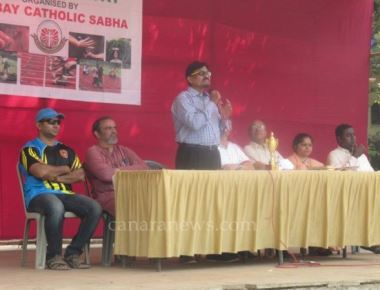 Annual sports day of Bombay Catholic Sabha of  St. Jude's Parish, Jerimeri Unit.