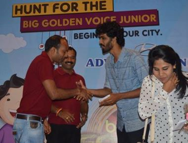 Big FM conducts BIG Golden voice junior