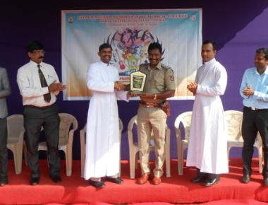 Annual sports meet 'Pratibha 2k17' held at FMHMC
