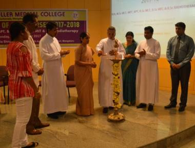 FMMC inaugurates Allied Health Science courses for academic year
