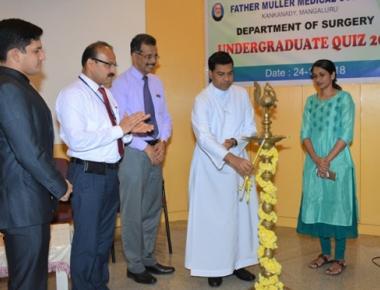 FMMC organises 'Undergraduate Surgery Quiz'