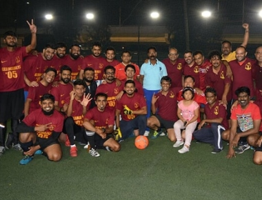 Fr Hilary Memorial Football Tournament held