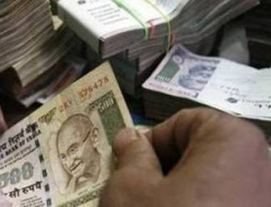 India's forex reserves touch new record high