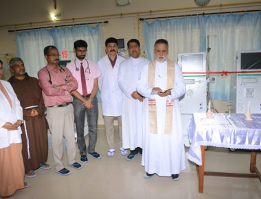 Father Muller Medical College Hospital adds two new dialysis machines