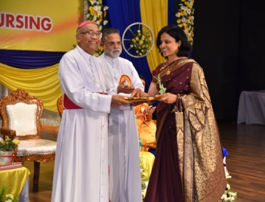 Father Muller School and College of Nursing celebrates triple jubilee