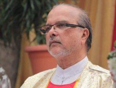 Demise of Fr. Edward. J .D'souza, the Parish Priest of St. John the Evangelist - Marol
