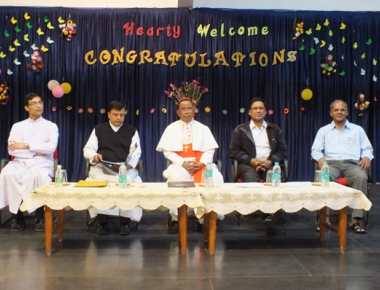 Fr John Crasta appointed new president of Ranchi seminary