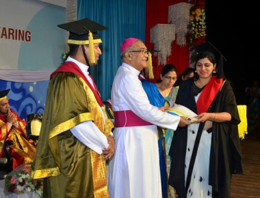 Fr. Muller institutions hold Graduation Day
