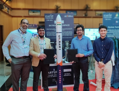 Bellatrix, Skyroot Aerospace in pact for futuristic Orbital Transfer Vehicles on Vikram launchers