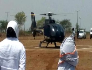 In Drought-Hit Latur, 10,000 Litres Water For Minister's Makeshift Helipad