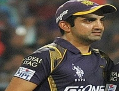 Gambhir raises a toast to Knights' spinners