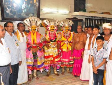 41st annual Baidarkala nemothsava at Devulapada Shri Brahma Baidarkala Garadi, Borivili (East)