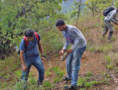 Green activists to clean 'gadai kallu' tomorrow