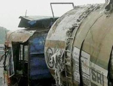 Punjab: 5 dead, over 100 taken ill in ammonia gas tanker leak