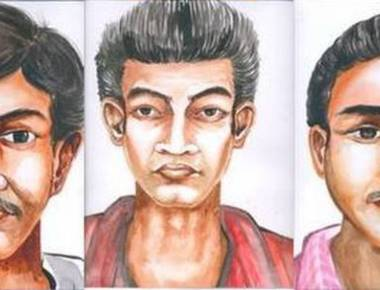 Three sketches of suspects in murder of Gauri Lankesh is out