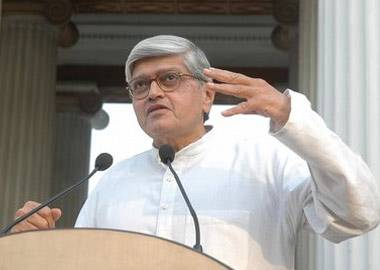 Gopalkrishna Gandhi is opposition candidate for Vice President