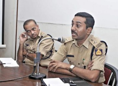 Four police personnel from DK bag CM'S gold medal
