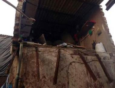 7 injured in Govandi house collapse