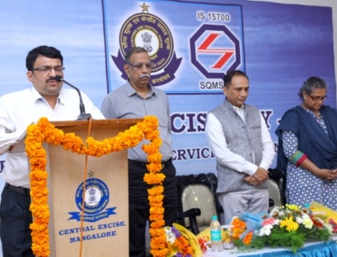 Discussions held on GST implementation at Central Excise Day