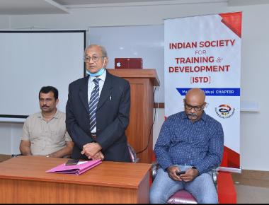 ISTD Mangalore - Udupi Chapter inks MOU with Swastika National School