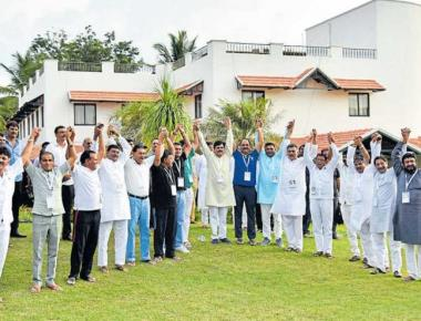 Gujarat PCC to foot the bill for MLAs' resort stay: Congress