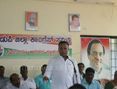 Dinesh Gundurao alleges BJP and Sangh Parivar of brainwashing youth