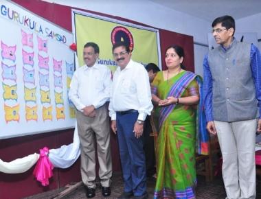 Gurukula institutions inaugurate school cabinet
