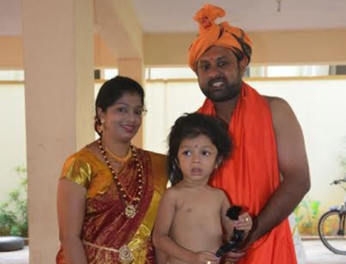 Mangaluru kid donates hair for cause of cancer patients