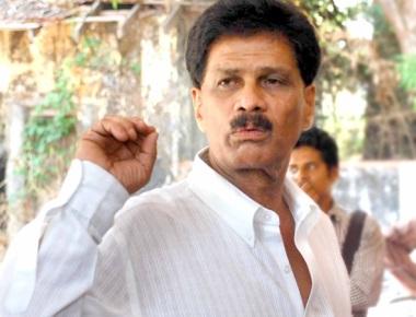 Congress protest against resignation of Haladi Srinivas Shetty